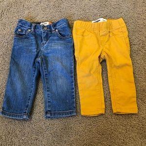 Toddler Girls Jeans Bundle